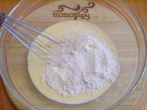 Диетическое тесто без дрожжей - фото шаг 3