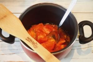 Сок из помидоров на зиму - фото шаг 3
