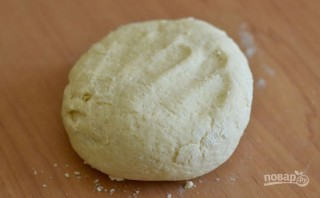 Пирог из песочного теста - фото шаг 3
