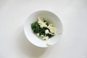 Соленые баклажаны, как грибы - фото шаг 3