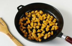 Пирог с мандаринами на кефире - фото шаг 3