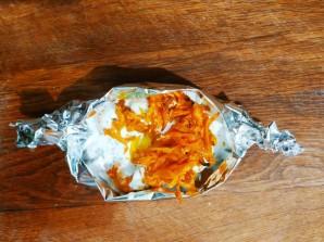 Щука с морковью - фото шаг 8