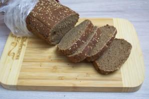 Квас из бородинского хлеба - фото шаг 1
