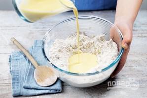 Сладкие пасхальные булочки - фото шаг 1