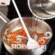 Марокканский суп с рисом, нутом и чечевицей - фото шаг 3