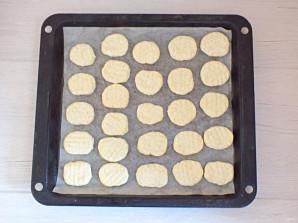 Творожное печенье без сахара - фото шаг 6