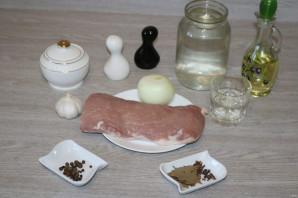 Шашлык из карбоната свинины - фото шаг 1