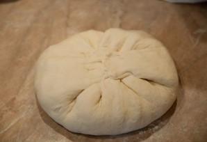 Фыдджын (осентинские пироги с мясом) - фото шаг 8