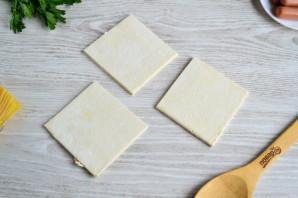 Сосиски с сыром в тесте - фото шаг 2