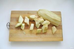 Закуска из баклажанов с помидорами на зиму - фото шаг 2