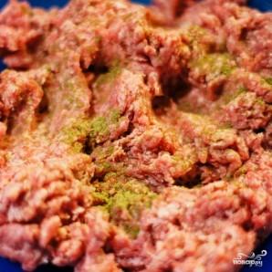Мясные зразы с грибами - фото шаг 2