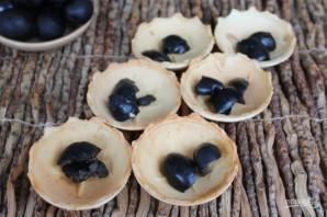 Закуска с рикоттой и оливками - фото шаг 5