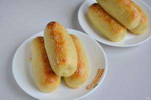 Сосиски в картофельном тесте - фото шаг 12