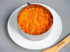 """Cалат """"Мужские слезы"""" с корейской морковью - фото шаг 6"""