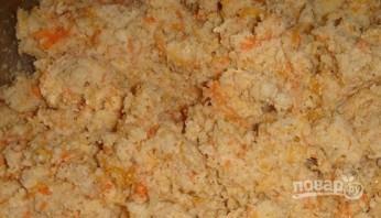 Котлеты из тыквы с картофелем - фото шаг 3