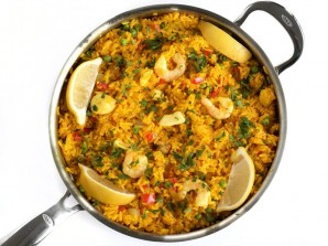 Рис с морепродуктами и овощами - фото шаг 8