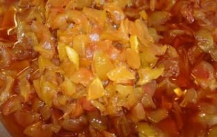 Варенье из яблок кусочками - фото шаг 3
