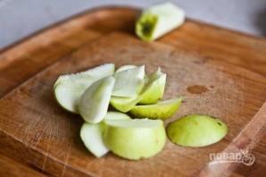 Компот из яблок и кураги - фото шаг 1