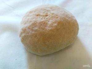 Яичные кнедли с картофелем и гренками - фото шаг 4