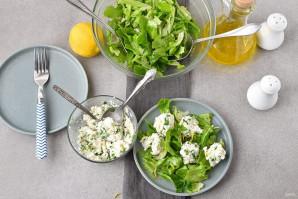 Салат из творога - фото шаг 5