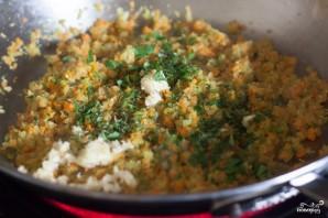 Овощной соус для макарон - фото шаг 3