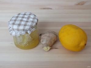 Напиток из имбиря и лимона для похудения - фото шаг 1