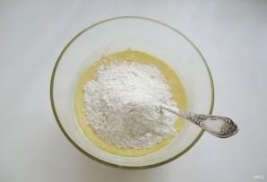 Абрикосовый пирог в мультиварке - фото шаг 7