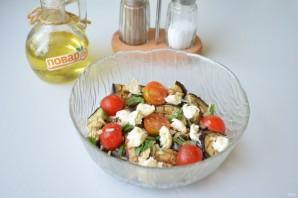 Сицилийский салат с баклажанами - фото шаг 5
