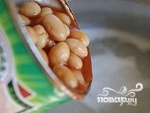 Постный суп с фасолью - фото шаг 7