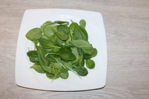 Диетический зелёный салат - фото шаг 3