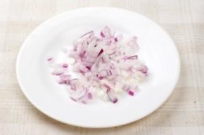 Салат к отбивным - фото шаг 5