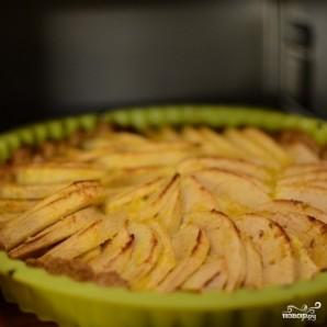 Французский яблочный пирог - фото шаг 14