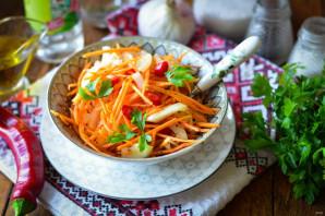 Закуска из лука и моркови - фото шаг 8