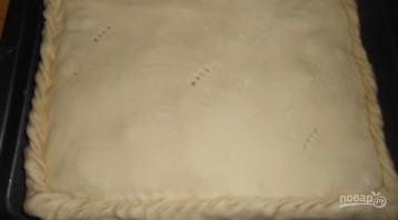 Пирог с рыбой и картошкой - фото шаг 4