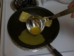 Суши с омлетом - фото шаг 9