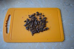 Маффины с шоколадными каплями - фото шаг 4