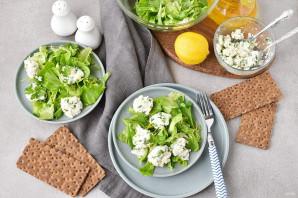 Салат из творога - фото шаг 6