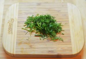 Полезный куриный салат - фото шаг 7