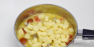 "Суп ""Мастава"" - фото шаг 6"