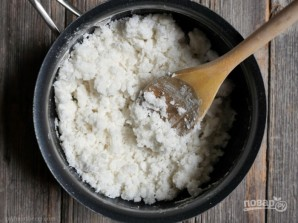 Рисовое тесто - фото шаг 1