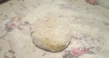 Тесто для кыстыбый - фото шаг 2