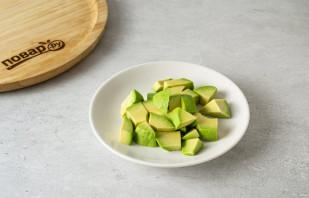 Закуска из тофу с авокадо - фото шаг 5
