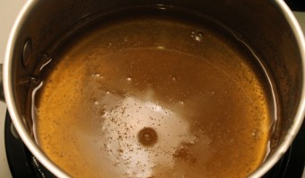 Желе из яблочного сока - фото шаг 5