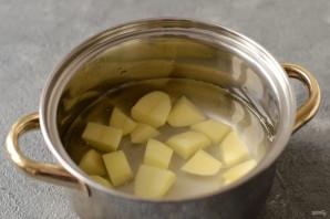 Грибной суп-пюре без сливок - фото шаг 2