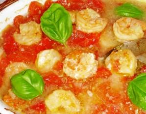 Креветки в томатно-чесночном соусе - фото шаг 4