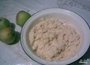 Яблочные сухарики - фото шаг 3