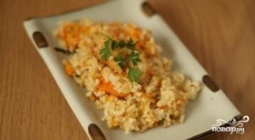 Бурый рис в мультиварке - фото шаг 7