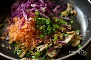 Острый вегетарианский суп - фото шаг 6
