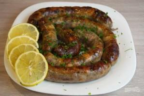 Еврейская колбаса - фото шаг 11