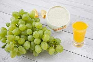 Варенье из белого винограда с ликером - фото шаг 1